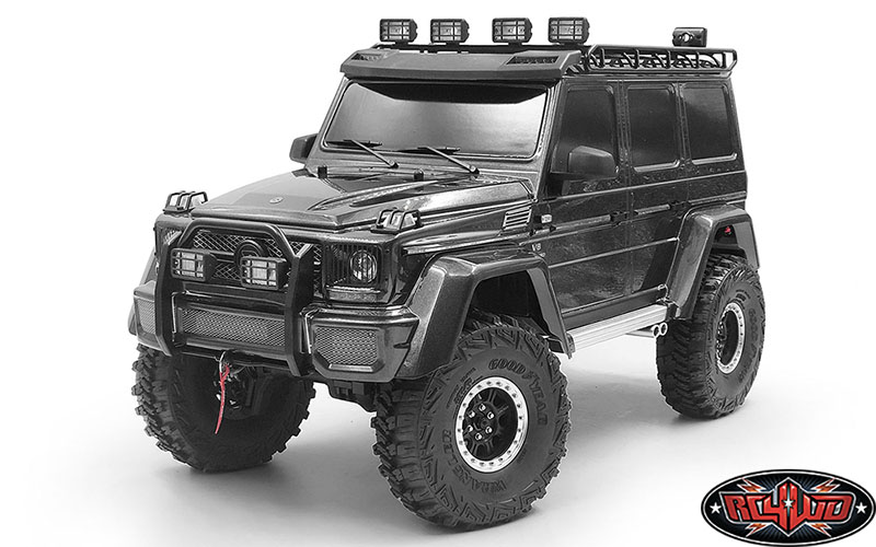 RC4WD C0851 Wild Front Bumper for Traxxas TRX 4 Mercedes