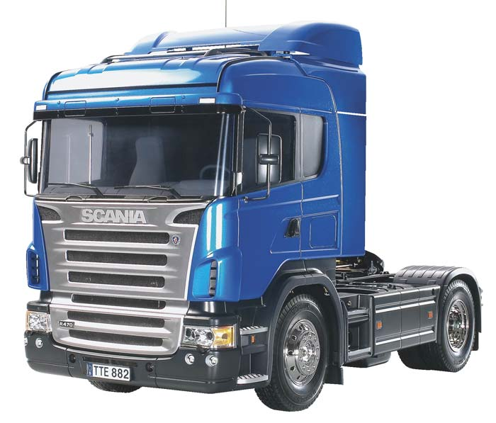 radio controlled semi truck with Tamiya 56318 114 Scania R470 Highline Tractor Truck Kit on Watch together with Caterpillar D11 additionally How To Make A Remote Control Car Go Faster additionally List Of Things I Need For Baking besides Watch.
