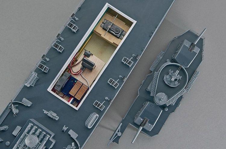 Aquacraft 5705 Fletcher Class US Navy - SAMIRC