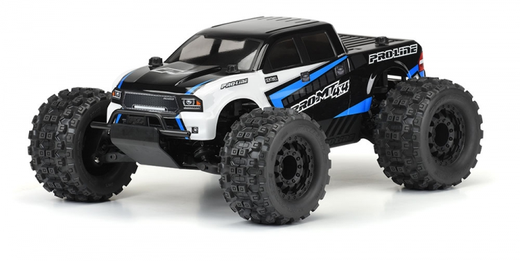 Pro-Line 4005-04 PRO-MT 4x4 and PRO-Fusion SC 4x4 Front /& Rear Shock Towers