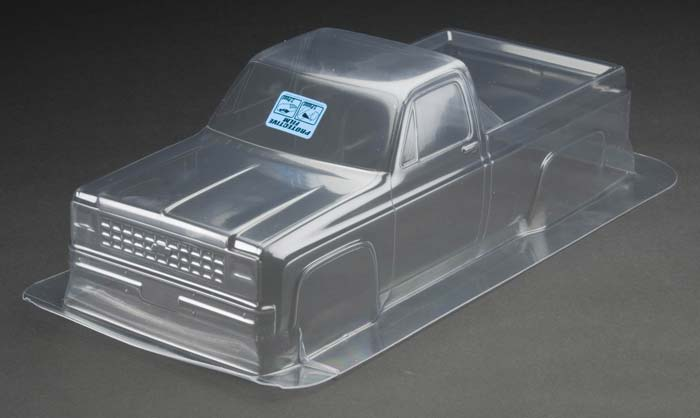 Chevy Rc Truck