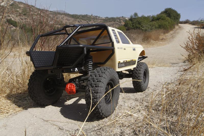 Axial 90059 SCX10 II Trail Honcho 1/10 4WD – RTR - SAMIRC