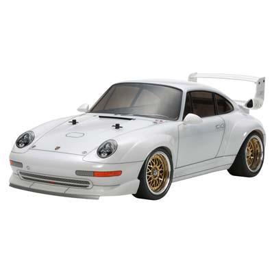 tamiya 47321 1 10 porsche 911 gt2 racing 4wd kit samirc. Black Bedroom Furniture Sets. Home Design Ideas
