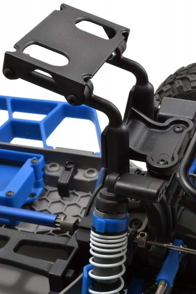 Left /& Right Front//Rear Blue Traxxas Suspension arms 2 Heavy Duty, Cold Weather Material